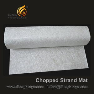 glass fiber fiberglass chopped strand mat