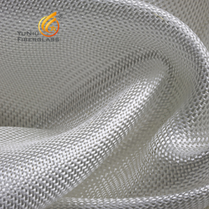 High Quality Insulation Cloth Woven Roving Fireproof Silicone Coated Fiberglass