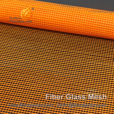 High Strength 160gsm Alkali Resistant Glass Fiber Mesh In Bolivia