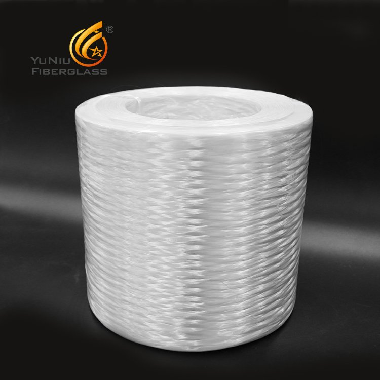 E Glass Direct Roving 4800 Tex 386T for Filament Winding