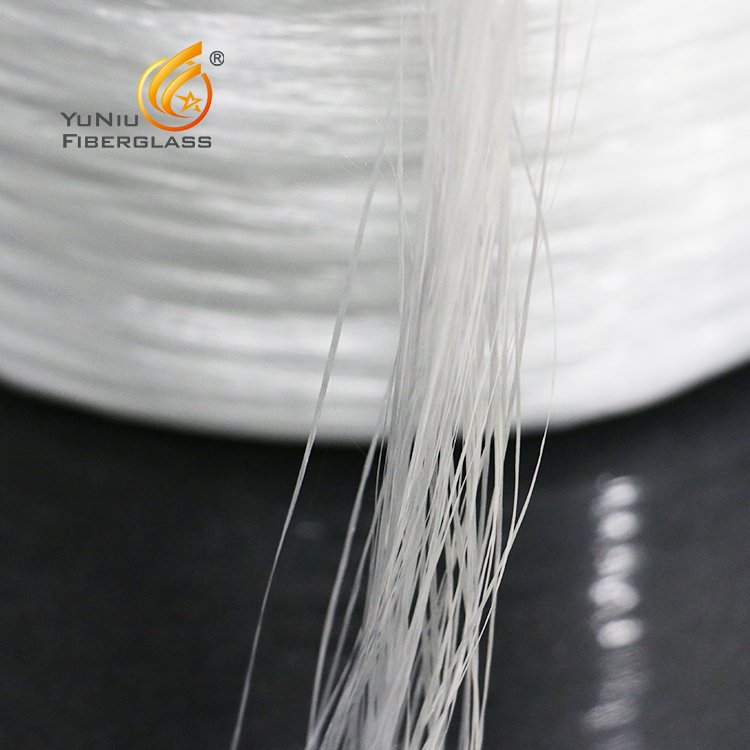 E Glass SMC Fibre Glass Assembled Roving For Truck Parts Manufacturers