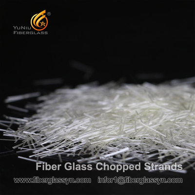 E Glass Fiber chopped strands in Artisan Concrete
