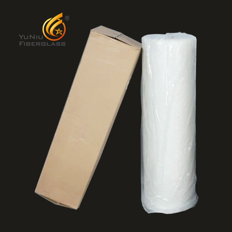 Big Quantity powder or emulsion Fibre glass chopped mat