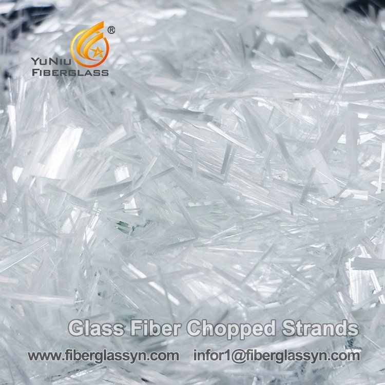 Wholesale Online E Glass Chopped Strands for Cement