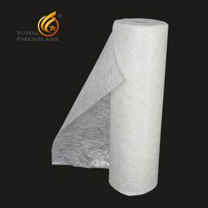High quality chopped strand mat glassfiber with low price