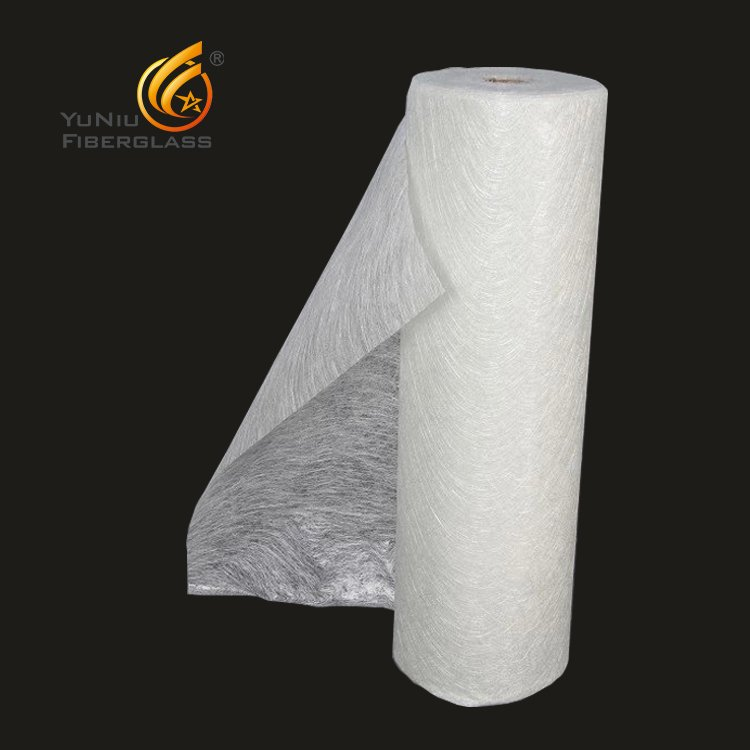 Most reputation E-Glass Fiberglass Chopped Strand Mat 600g