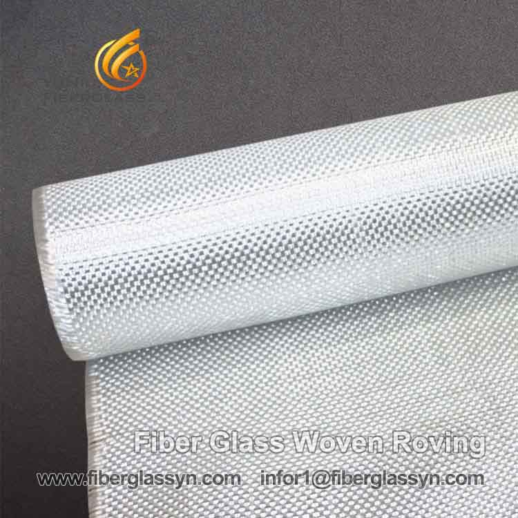 Free Sample Glass fiber woven roving fabric width 1000mm