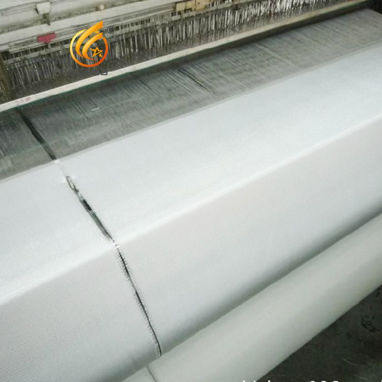 High Strength E-glass Fiber Plain Weave Cloth In Brazil