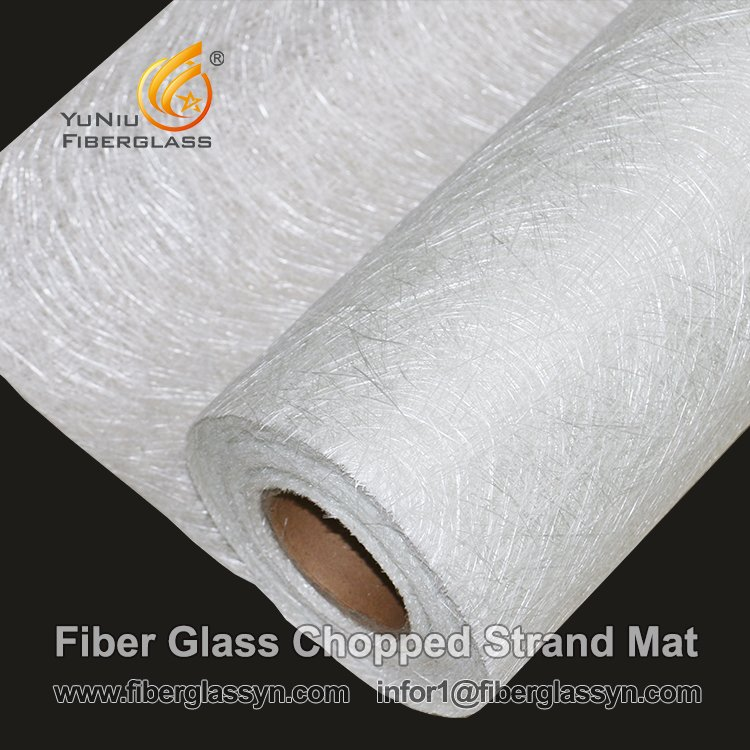 China Manufacture Low Price Glass Fiber Chopped Strand Mat