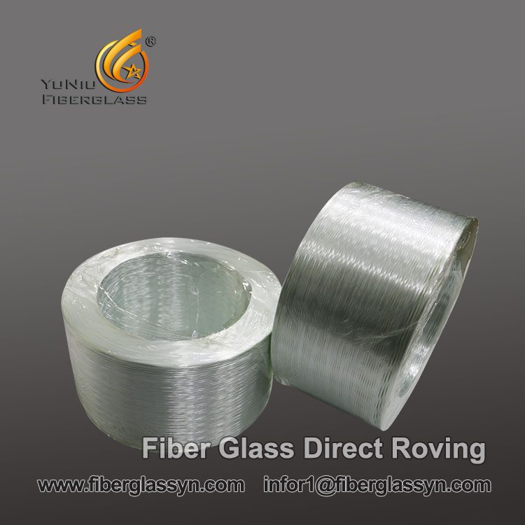 China Factory direct sale Glass Fiberglass Direct Roving