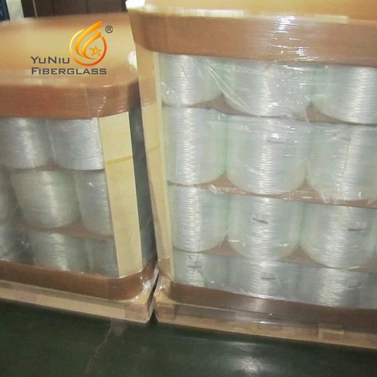 Fiberglass Roving Assembled Continuous Smc Roving Fiber Glass in Czech Republic