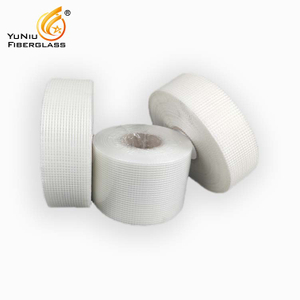 9x9/inch fiberglass self-adhesive mesh tape& single- sided drywall tape