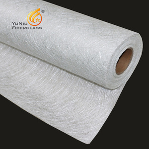 Chopped Strand Mat Glass Fibers