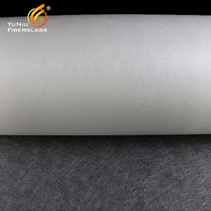 China wholesales Fiberglass tissue mat/choped strand mat