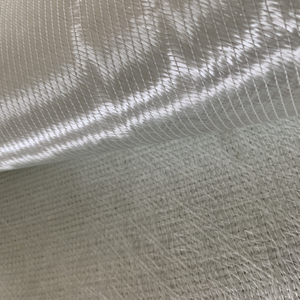 E-glass Double bias multi-axial warp kitted fiberglass triaxial fabric