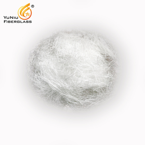 A grade fiberglass chopped strands for needle mat