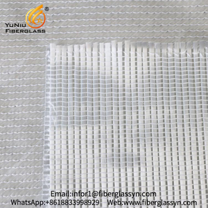 Fiberglass Woven Cloth Multiaxial Fiberglass Fabric for GRP