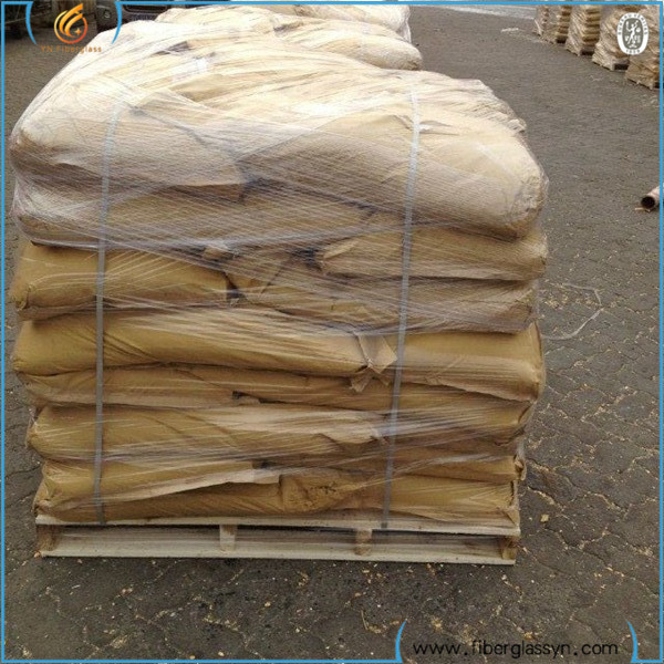 Factory price Fiberglass chopped strands for Break pads