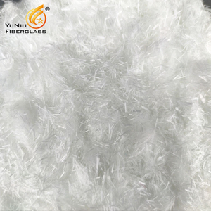 Fiberglass chopped strands for break pads 3mm