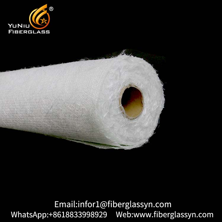 Wholesale From China fiberglass woven roving combo mat