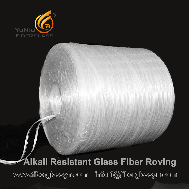 China factory alkali free fiber glass AR assembled roving promotion
