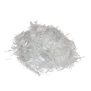Fiberglass Chopped strands used in composite materials