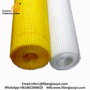 Wall covering thermal insulation fiberglass mesh in europe
