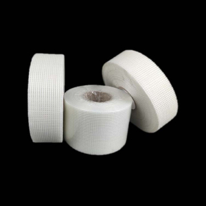 High quality self adhesive fiberglass materials waterproof fiberglass mesh tape for drywall repairing
