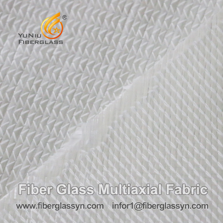 +45/-45 degree Fiberglass Biaxial/Multiaxial Fabric 600gr/m2 for Wind Turbine and Boat