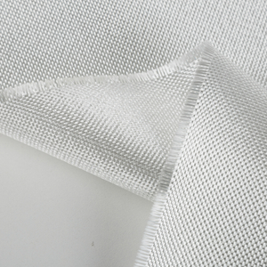High Voltage Ability Soft Fiberglass Plain Weave Fabric Cloth Custom