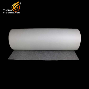 fiberglass tissue mat for frp surface 30g m2