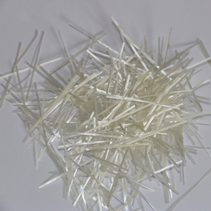 High quality GRC AR Glass fiber chopped strands Fiberglass For / Concrete Cement strands