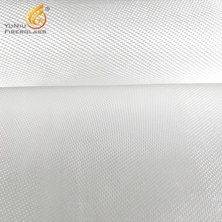 2020 Most popular fiberglass plain cloth for automobile parts