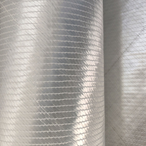 E-glass Double bias multi-axial warp kitted fiberglass fabrics