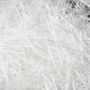 Fiberglass chopped strands for PBT