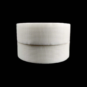 Sell self-adhesive reinforced Fiberglass Joint Mesh Tape 10*10mm 59g