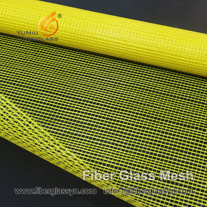 Manufacturer fiber mesh 145 GSM with high quality