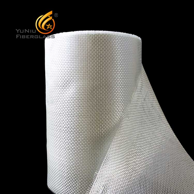 Promotions E Glass Fiberglass Woven Roving For Boats