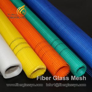 160gsm Fiberglass Mesh Fiberglass Cloth Mesh Best Quality Fiberglass Mesh Factory in China Waterproof works