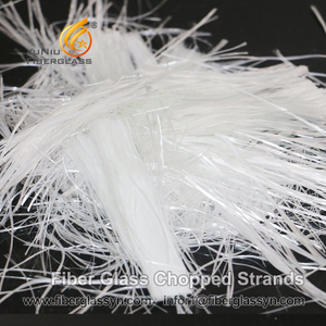 7-8cm Glass Fiber Chopped Strands for Needle Mat