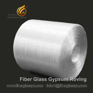 North American supplier 4800Tex Glass Fiber Gypsum Roving