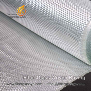 Wholesale online fiberglass fabric /woven roving with low price