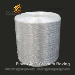 Asian supplier Glass Fiber Gypsum Roving