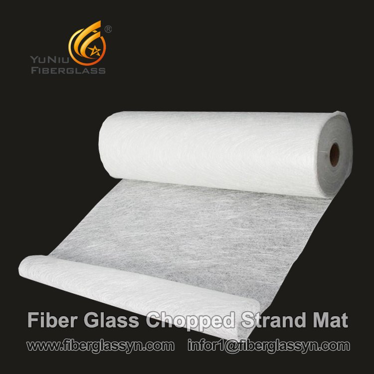 Free Sample chopped strand mat fiber glass Use widely