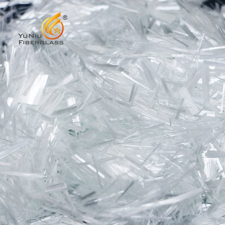 AR Fiberglass chopped strands