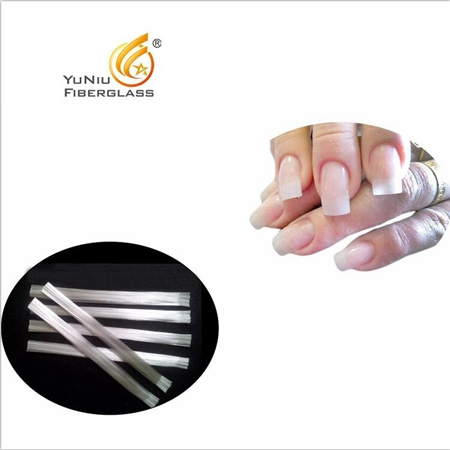 fiberglass for nail extension